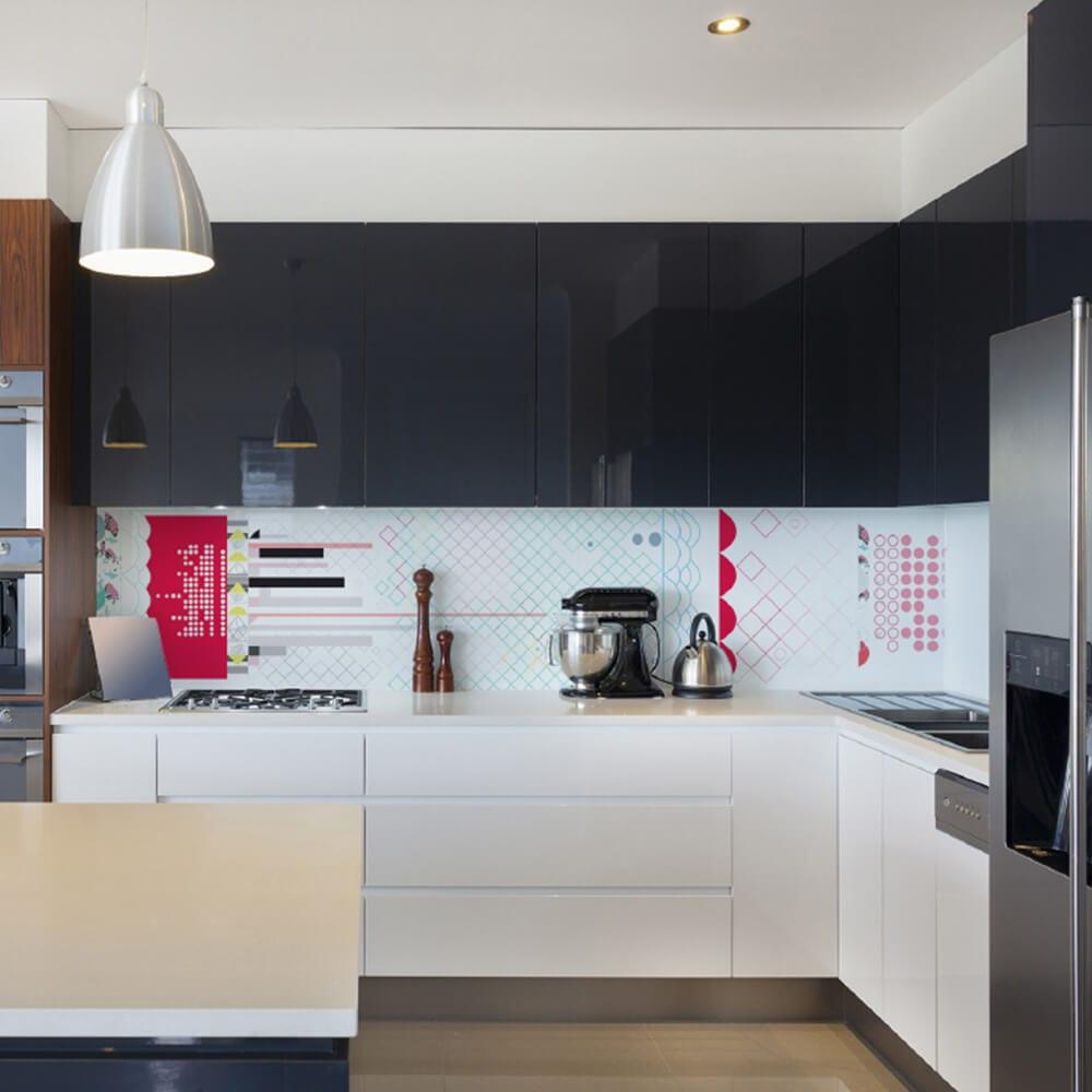 Portfólio cozinha 4 - Sala de Projeto, plataforma Online de projetos de arquitetura e design de interior