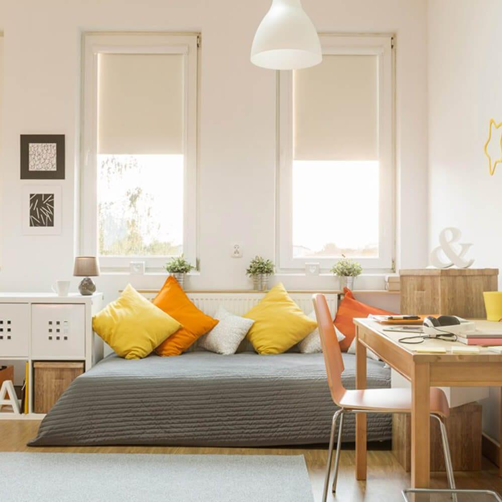 Portfólio quarto 7- Sala de Projeto, plataforma Online de projetos de arquitetura e design de interior