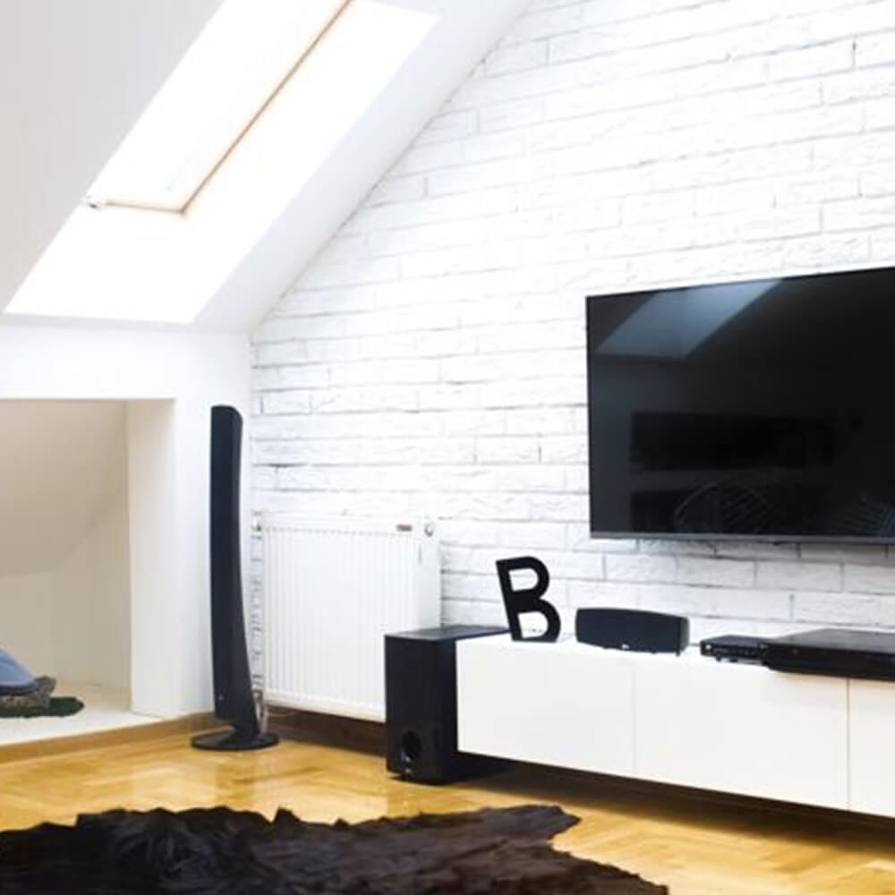 Portfólio Sala de Estar 3 - Sala de Projeto, plataforma Online de projetos de arquitetura e design de interior