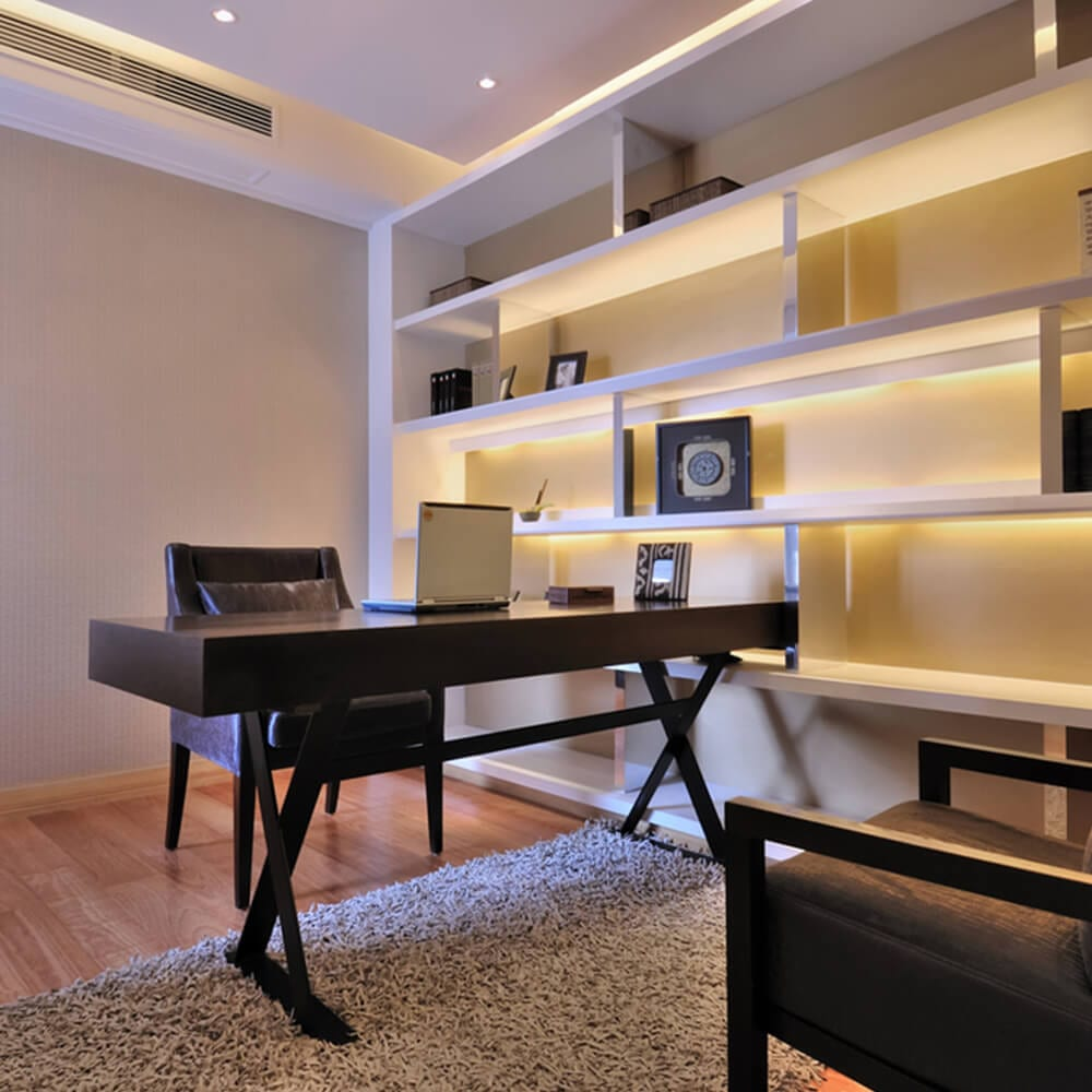 Portfólio Sala de Estar 6 - Sala de Projeto, plataforma Online de projetos de arquitetura e design de interior