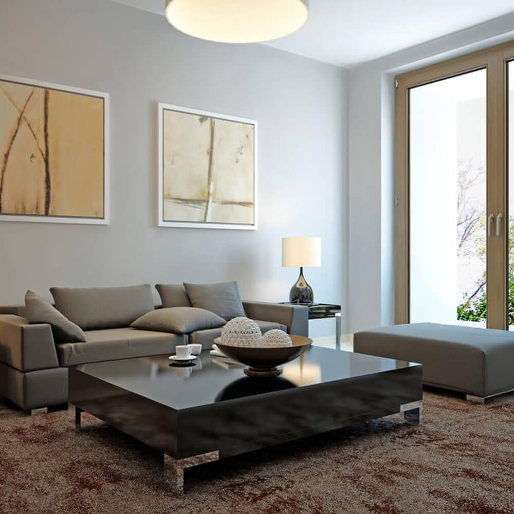 Portfólio Sala de Estar 7 - Sala de Projeto, plataforma Online de projetos de arquitetura e design de interior