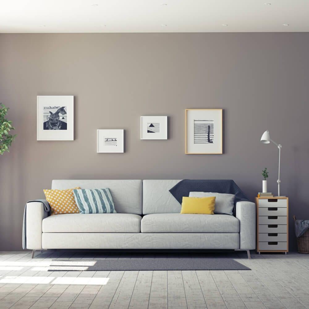 Portfólio Sala de Estar 8 - Sala de Projeto, plataforma Online de projetos de arquitetura e design de interior