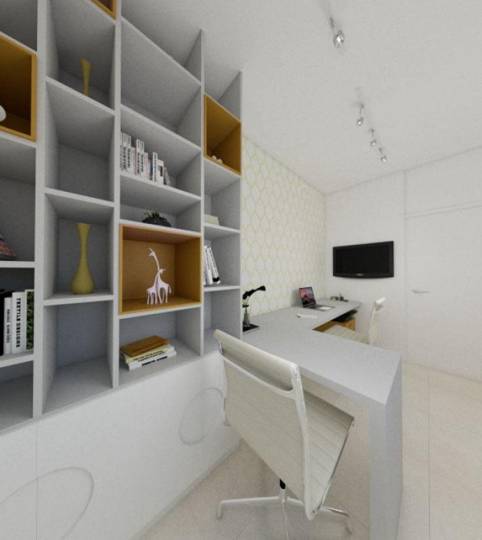 sala de projeto detalhes