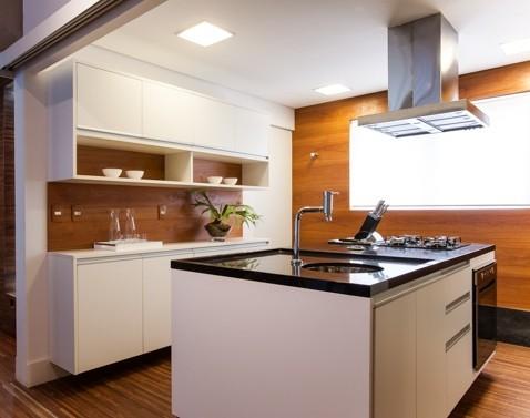 Cozinha Integrada - Arquiteto Online