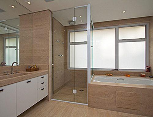 Banheiro – Suíte – Arquiteto Online