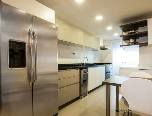 Cozinha e Sala de Jantar –  Arquiteto Online