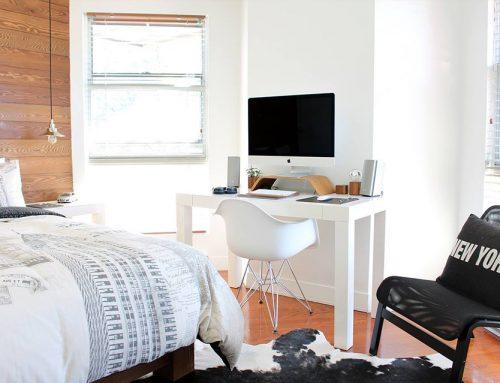 Quarto Casal –  Home Office – Arquiteto Online