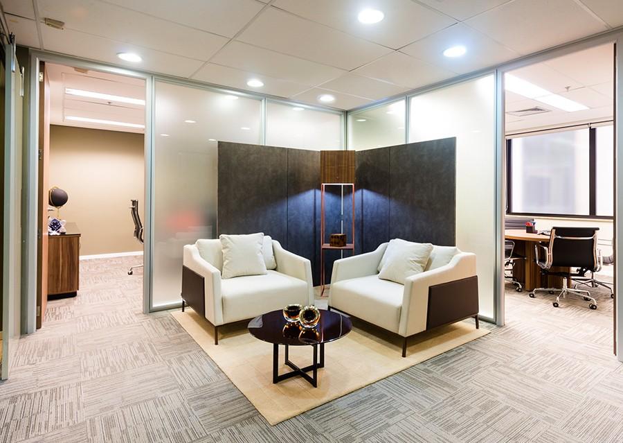 projeto online recepção office