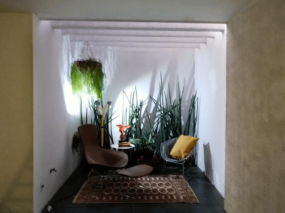 Projeto online - espaço relaxar